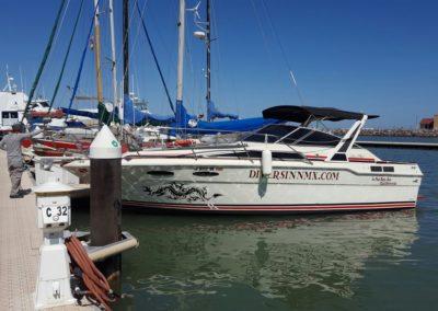Divers Inn MX - Rum Runner Dive Boat