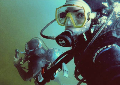 Diving with Divers Inn MX