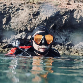 Divers Inn MX offers unlimited diving in the Sea of Cortez